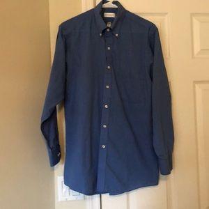 Blue Van Heusen dress shirt